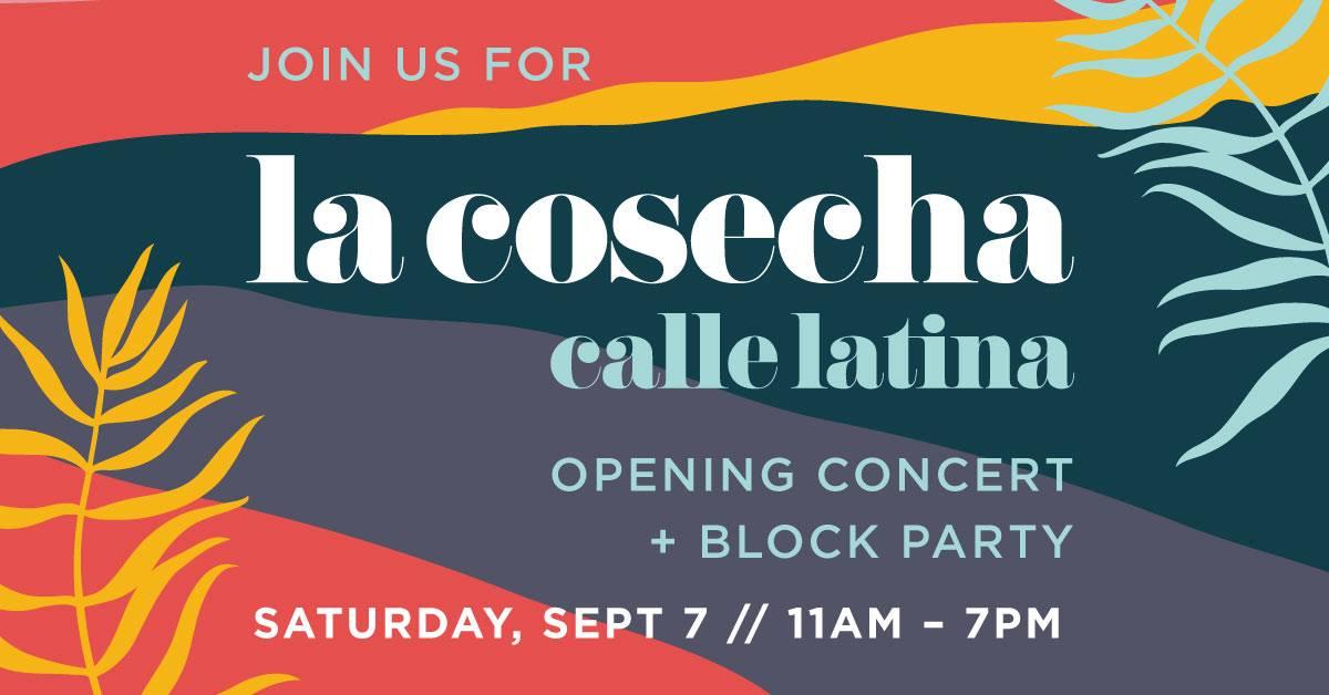 Festival la Cosecha 2019